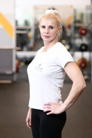 Латышевская Ирина